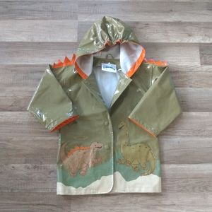 Toddler Dino Raincoat
